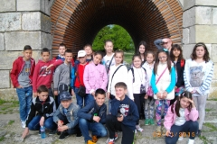 Екскурзия до Плиска и Велики Преслав - 4.клас
