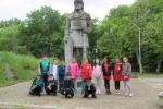 В Историко-етнографския комплекс Прабългарско селище