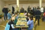 Шахмат - Общински ученически игри 2012/2013г.