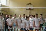 Волейбол момчета - Ученически игри, Варна  ноември 2012г.